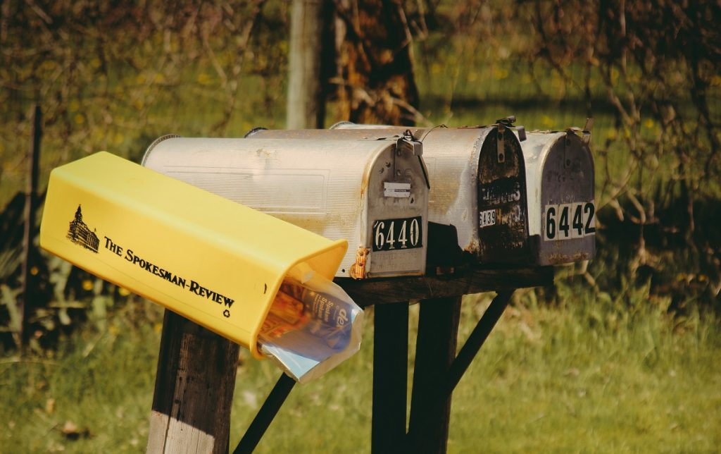 emailing percutant